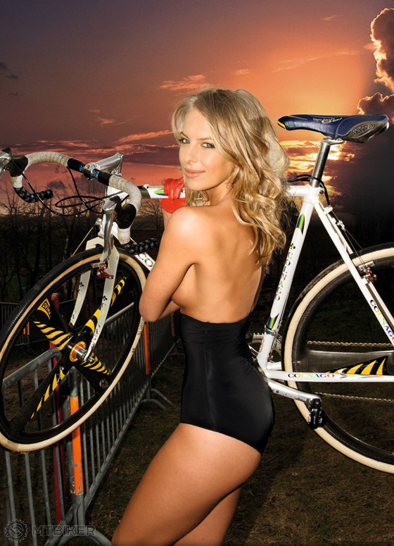 Hot girls on bikes