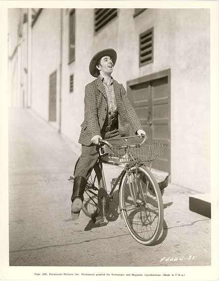 1930's Ben Blue on bike.jpg