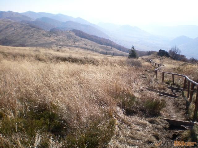 7.schadzam dole na hranicu..vlavo vzadu UA kopce...jpg