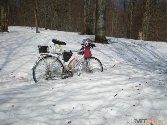 42.bodkovany bike v akcii..lto kde si ideme na ten kremenec aj s bicyklami....jpg
