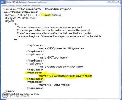 MOBAC - jednoduchý program na jednoduchú výrobu máp z on-line