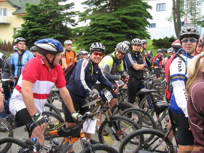 Maratón 2009, TIRáci.jpg