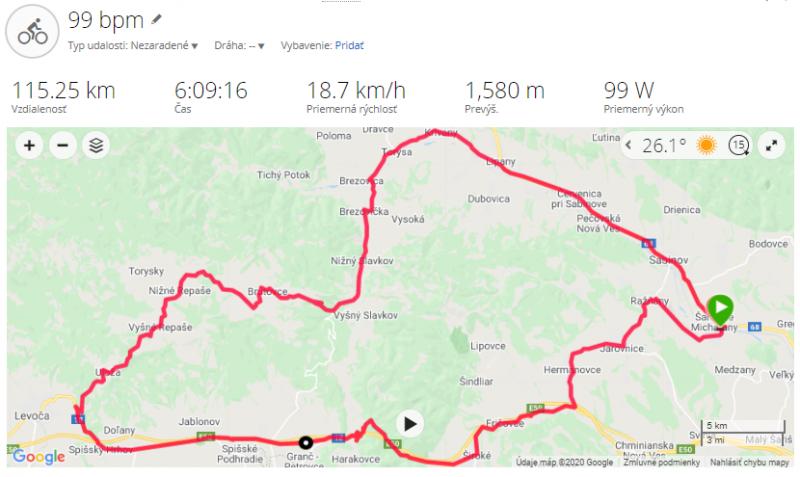 115 kilometrov, 1580 nastúpaných metrov, 99 W, 99 bpm.PNG