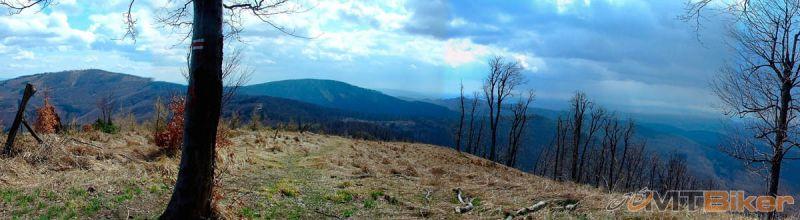 hreben z ostreho vrchu, nad kalnicou.jpg