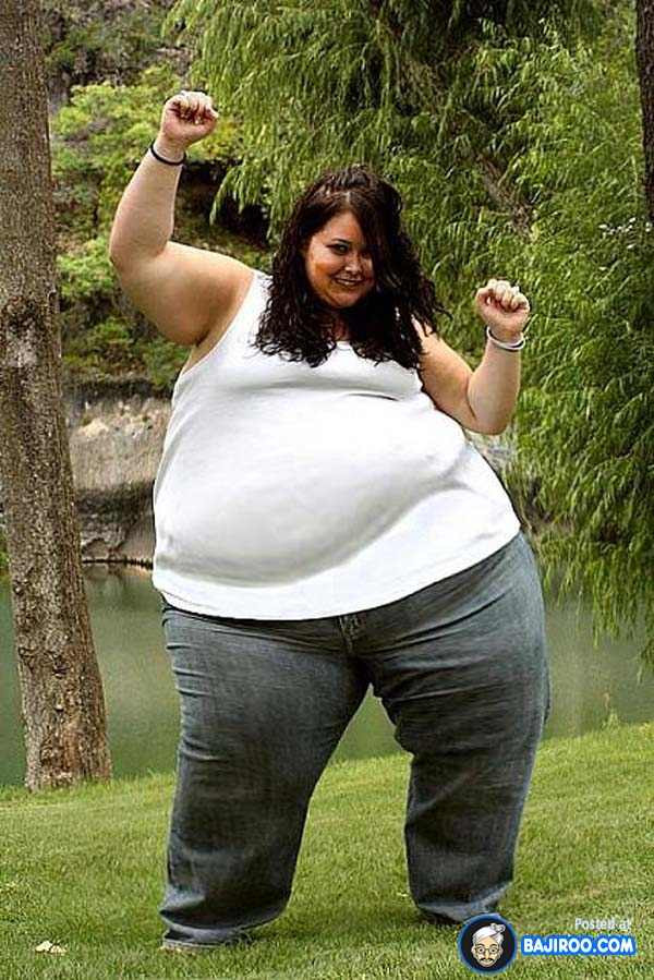 picture of a fat woman  502990